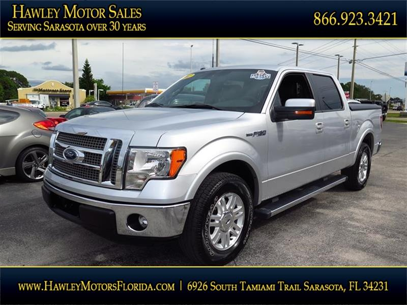 2012 Ford F-150 2WD SuperCrew Lariat