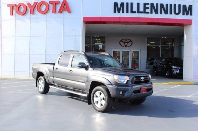 2014 Toyota Tacoma 4WD Double Cab Long Bed V6 Automatic