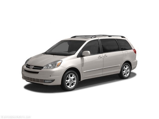 Used 2004 Toyota Sienna in Temecula
