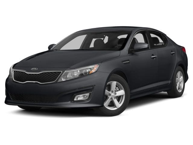Photo Pre-Owned 2015 Kia Optima EX For Sale in Brook Park Near Cleveland, OH
