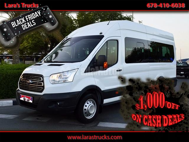 2015 Ford Transit 350 Wagon Med. Roof XL w/Sliding Pass. 148-in. WB