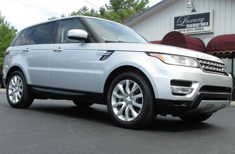 2014 Land Rover Range Rover Sport HSE 4x4 4dr SUV