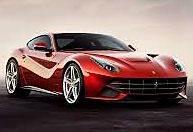 2015 Ferrari F12berlinetta 2dr Coupe