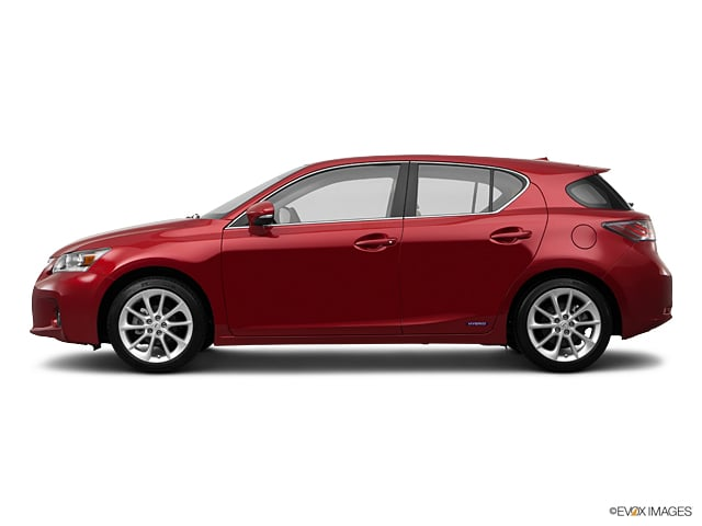 2012 LEXUS CT 200h FWD 4dr Hybrid For Sale in Oshkosh