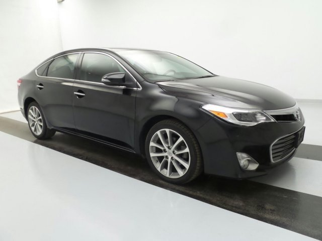 2014 Toyota Avalon XLE Touring Sedan Front-wheel Drive