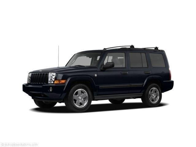 2006 Jeep Commander SUV 4x4