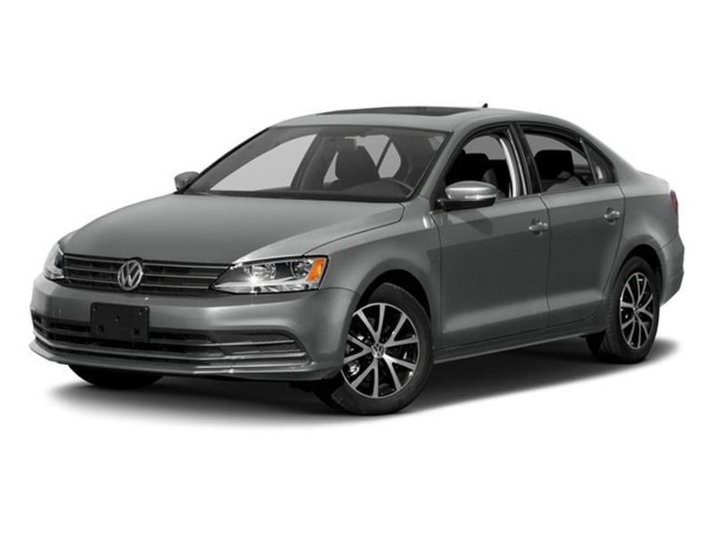 2017 Volkswagen Jetta 1.4T S 4dr Sedan 6A