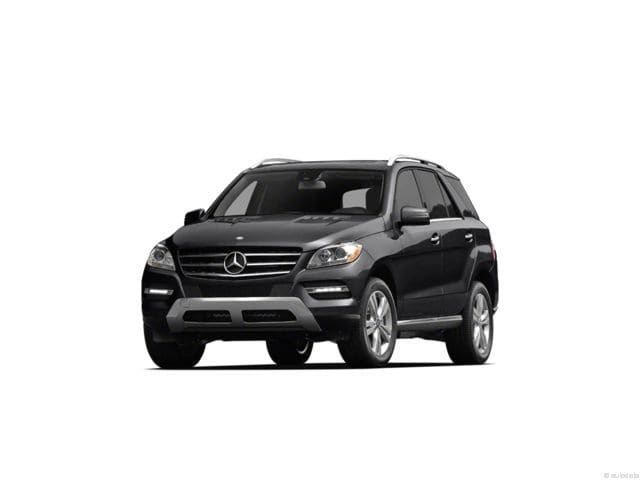 Used 2012 Mercedes-Benz M-Class SUV ML 350 in Houston, TX