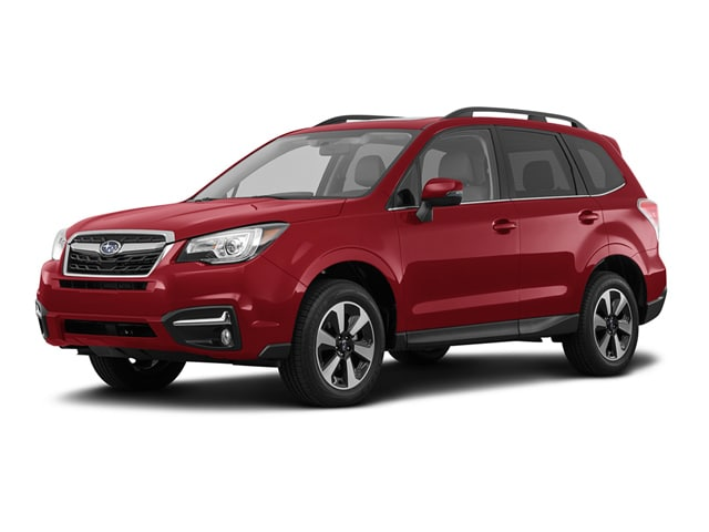 Used 2017 Subaru Forester Limited 2.5i Limited CVT in Utica, NY