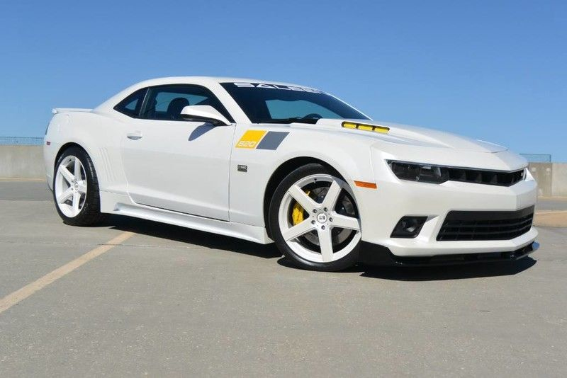 2014 Chevrolet Camaro SA30 Saleen 30th Anniversary 1 of 10