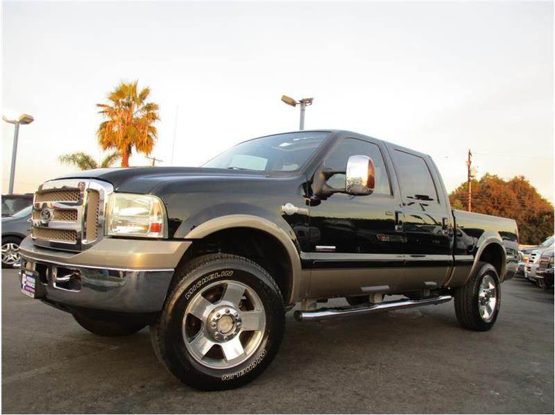 2007 Ford F-250 Super Duty KING RANCH 4X4 Turbo Diesel ONE OWNER