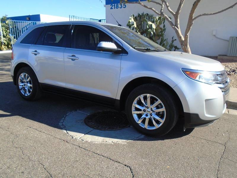 2013 Ford Edge Limited 4dr Crossover