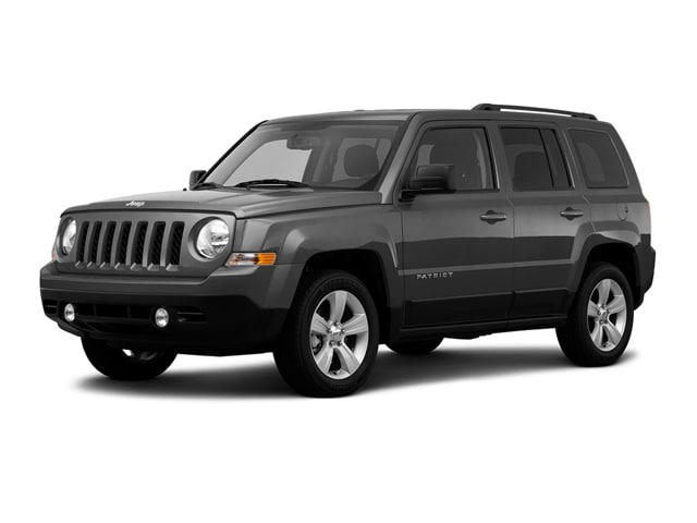 2016 Jeep Patriot 4WD High Altitude Edition Sport Utility in Woodbury Heights