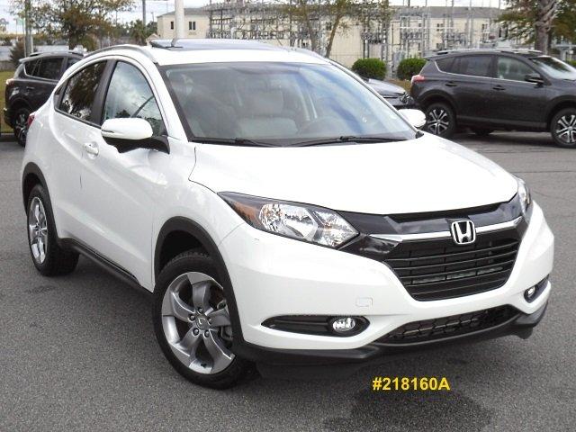 2017 Honda HR-V EX-L 2WD SUV