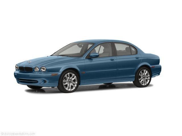 2003 Jaguar X-TYPE 2.5 Sedan