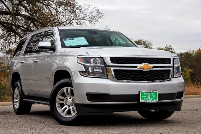Photo Used 2017 Chevrolet Tahoe LT in Ardmore, OK
