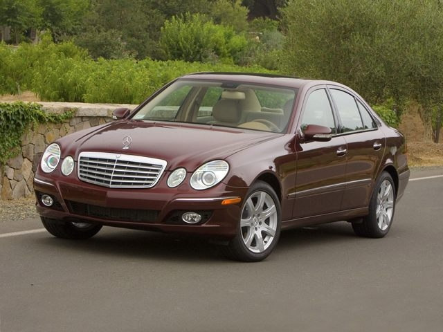 Used 2009 Mercedes-Benz E-Class Luxury 3.5L in Ardmore, OK