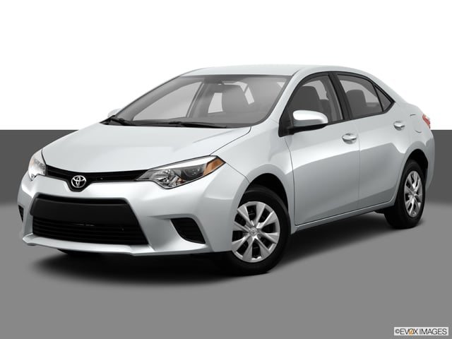 2014 Toyota Corolla L Sedan For Sale near Tyler & Marshall in East Texas