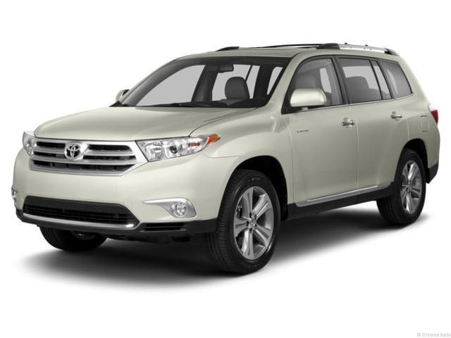 2013 Toyota Highlander Limited SUV For Sale near Tyler & Marshall in East Texas