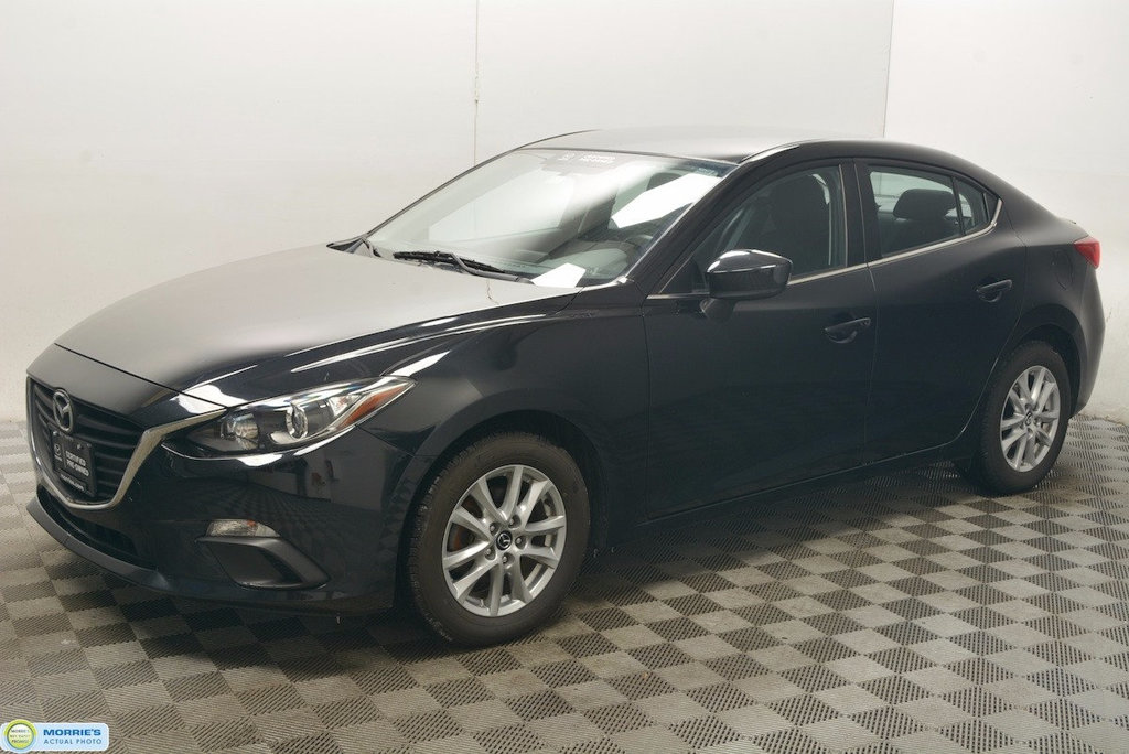 Certified Pre-Owned 2014 Mazda3 4dr Sedan Automatic i Touring Front Wheel Drive Sedan