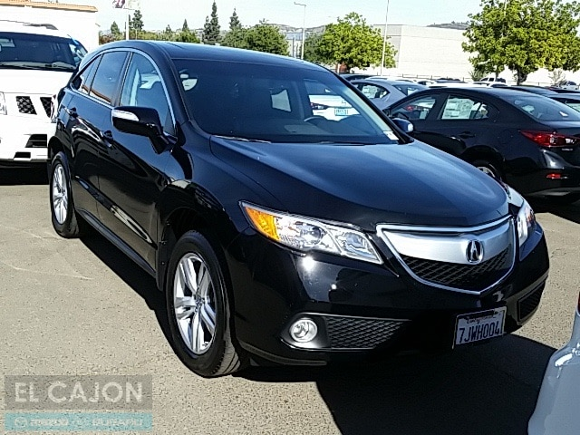 Used 2015 Acura RDX Technology Package For Sale San Diego   5J8TB3H57FL010736