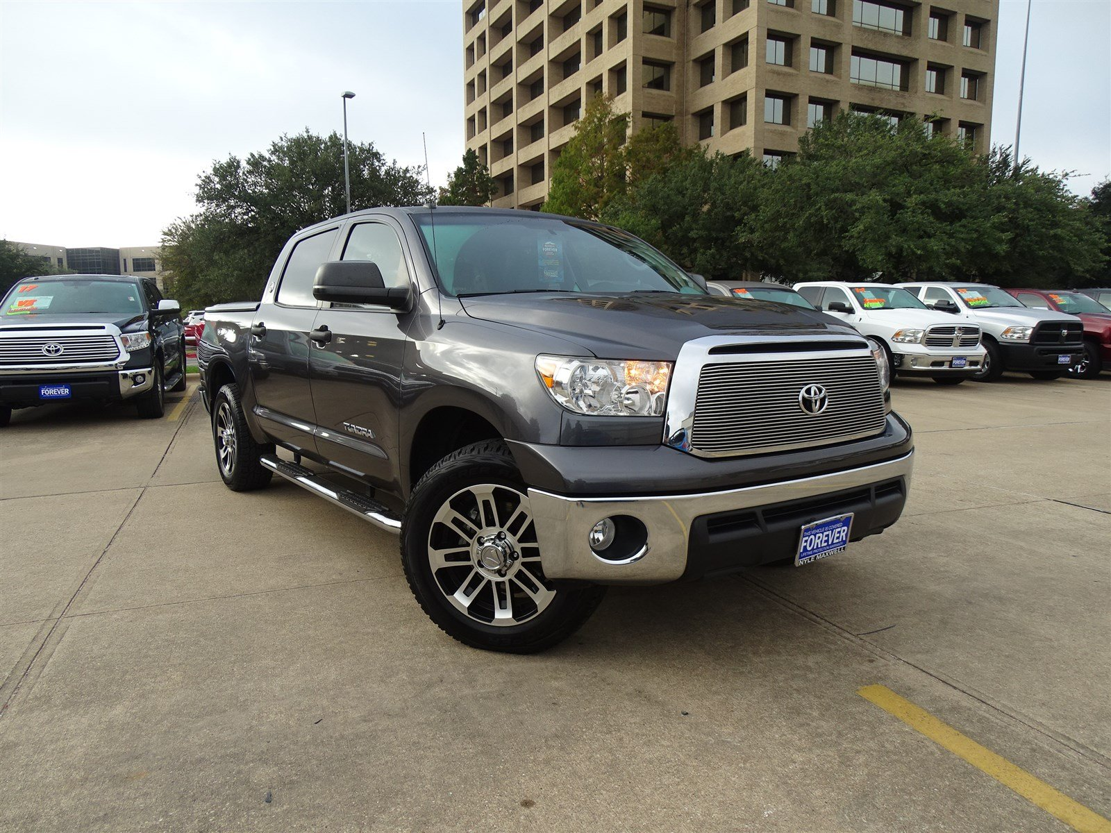 DEALER CERTIFIED PRE-OWNED 2013 TOYOTA TUNDRA 4WD TRUCK 4WD
