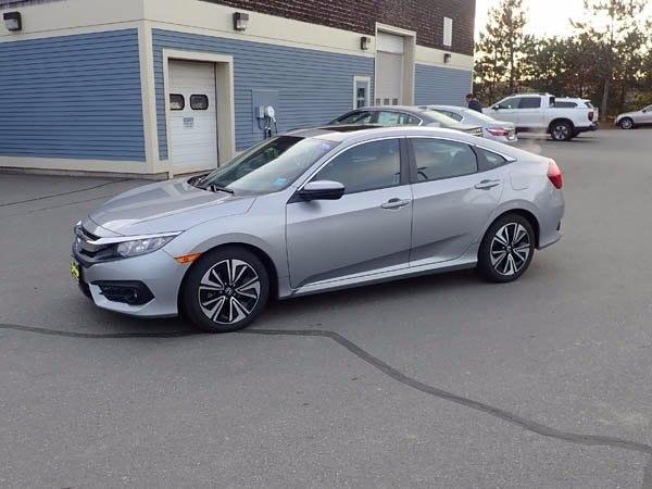 2016 Honda Civic EX-L (Premium) Sedan 114362A