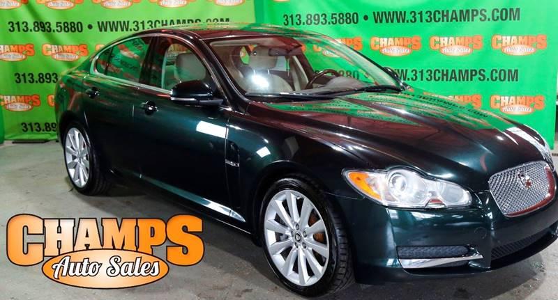 2010 Jaguar XF Premium 4dr Sedan