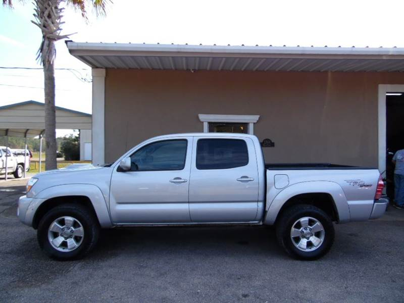 2008 Toyota Tacoma 4x2 PreRunner V6 4dr Double Cab 5.0 ft. SB 5A