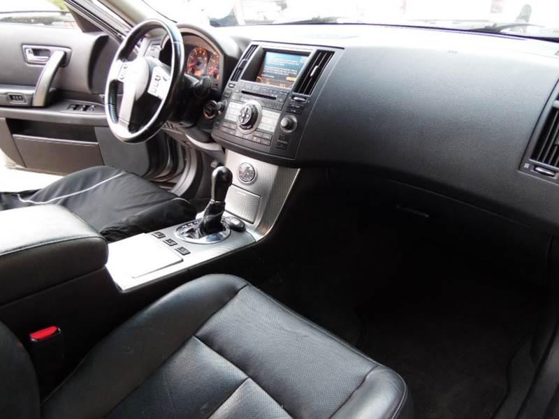 2008 Infiniti FX35 4dr SUV