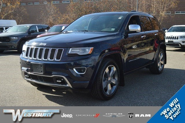 Used 2014 Jeep Grand Cherokee Overland 4WD Overland Long Island, NY