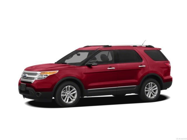Used 2012 Ford Explorer Base For Sale | Greensboro NC | CGB04099
