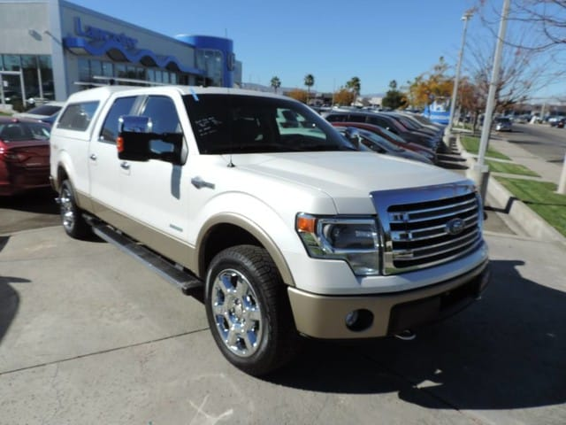 2014 Ford F-150 4WD King Ranch SuperCrew Pickup Truck in Lancaster, CA