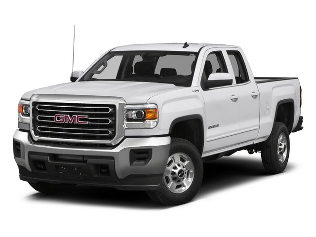 2015 GMC Sierra 2500HD SLE Double Cab Pickup