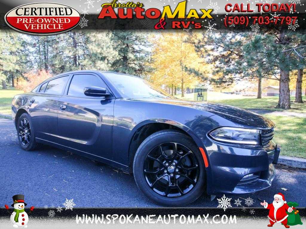Photo 2016 Dodge Charger SXT AWD 3.6L V6 All Wheel Drive