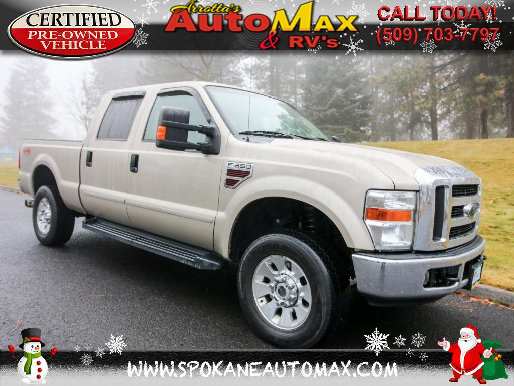 Photo 2008 Ford F-350 SD Lariat