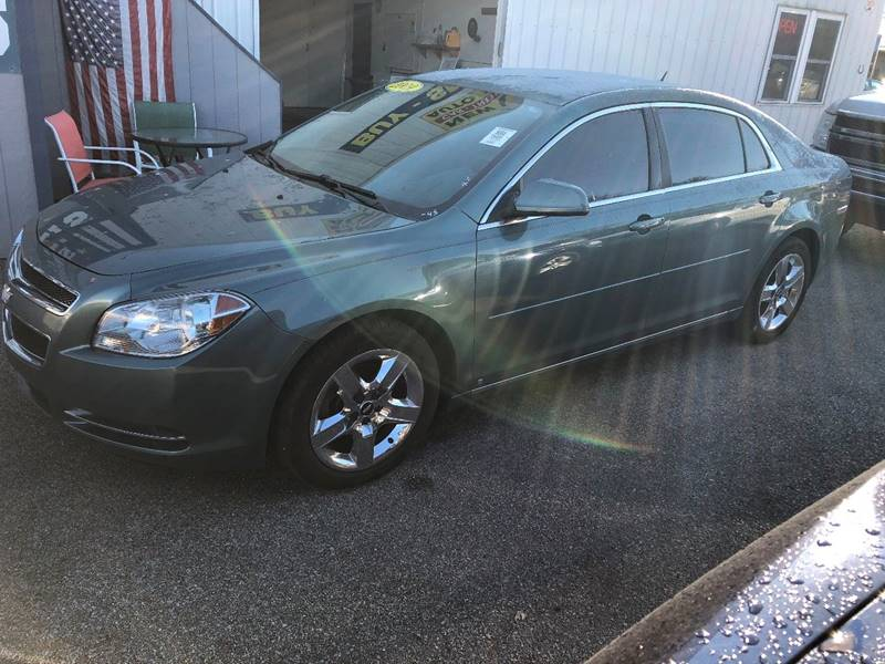 2009 Chevrolet Malibu LT1 4dr Sedan