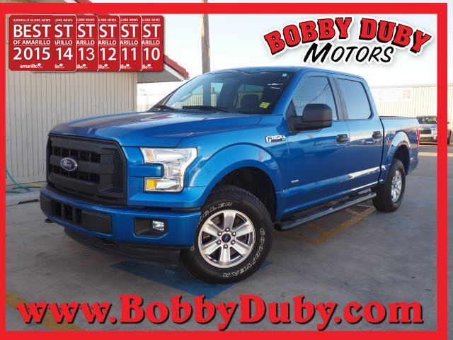 2015 Ford F-150 XLT - Ford dealer in Amarillo TX – Used Ford dealership serving Dumas Lubbock Plainview Pampa TX