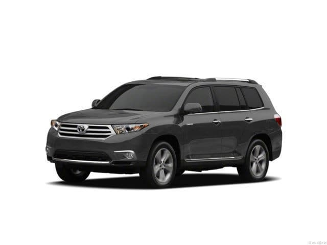 Pre-Owned 2012 Toyota Highlander SUV in Fort Collins, CO