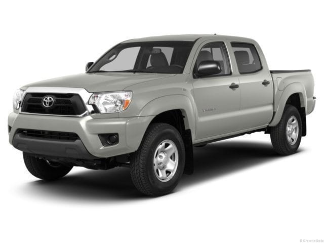 Pre-Owned 2013 Toyota Tacoma 4x4 V6 Automatic Truck Double Cab in Fort Collins, CO