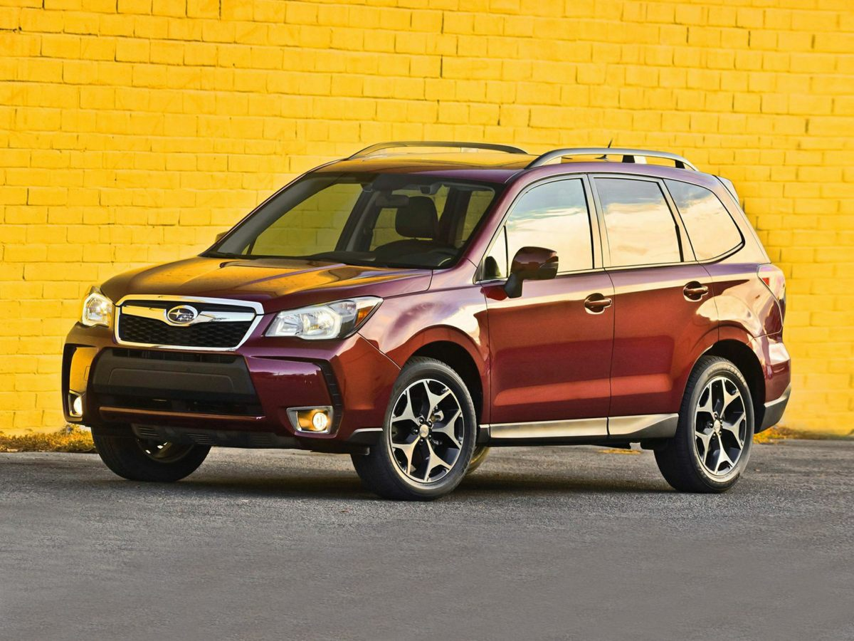 Pre-Owned 2015 Subaru Forester 2.5i 4D Sport Utility AWD