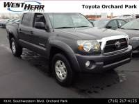 2011 Toyota Tacoma Truck Double Cab