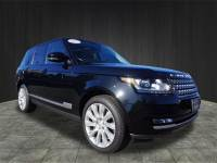 2015 Land Rover Range Rover Supercharged 4x4 Supercharged SUV in Parsippany