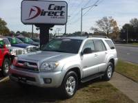 2006 Toyota 4Runner 4 RUNNER SR5 4X4, CARFAX CERTIFIED, RUNNING BOARDS