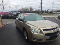 2008 Chevrolet Malibu LS 4dr Sedan