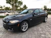2015 BMW 528i Sedan (Pre-Owned) For Sale in Pembroke Pines