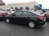 Used 2015 Honda Civic LX Sedan in Akron OH