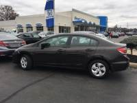 Used 2014 Honda Civic LX Sedan in Akron OH