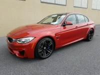 Used 2015 BMW M3 Base Sedan in Akron OH