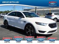 2015 Ford Taurus SHO Sedan V6